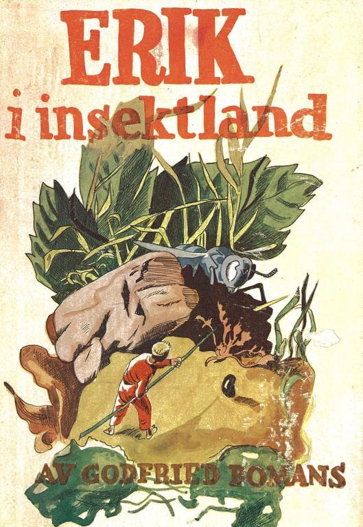Noorse vertaling van Erik