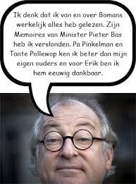 De mening van cabaretier-schrijver Youp van 't Hek op de site van Nederland Leest
