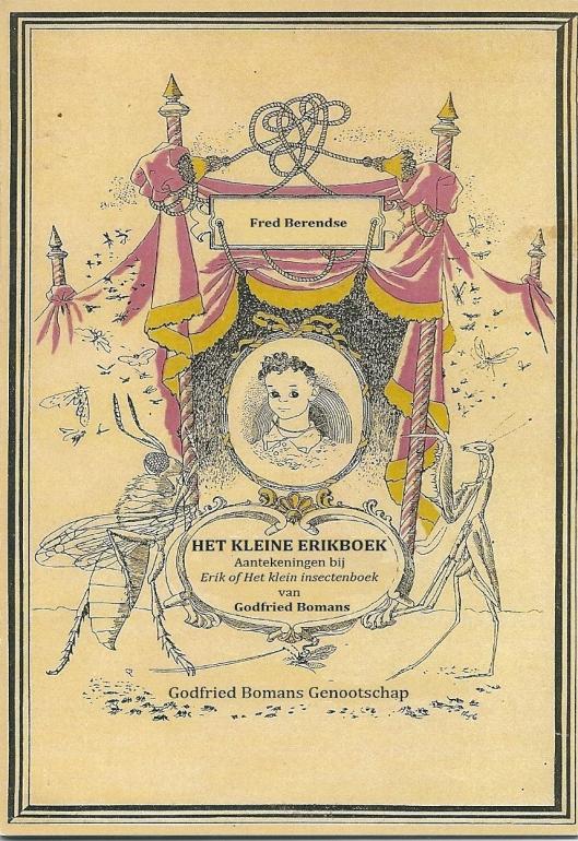 Het kleine Erikboek; door Fred Berendse (Godfried Bomans Genootschap)