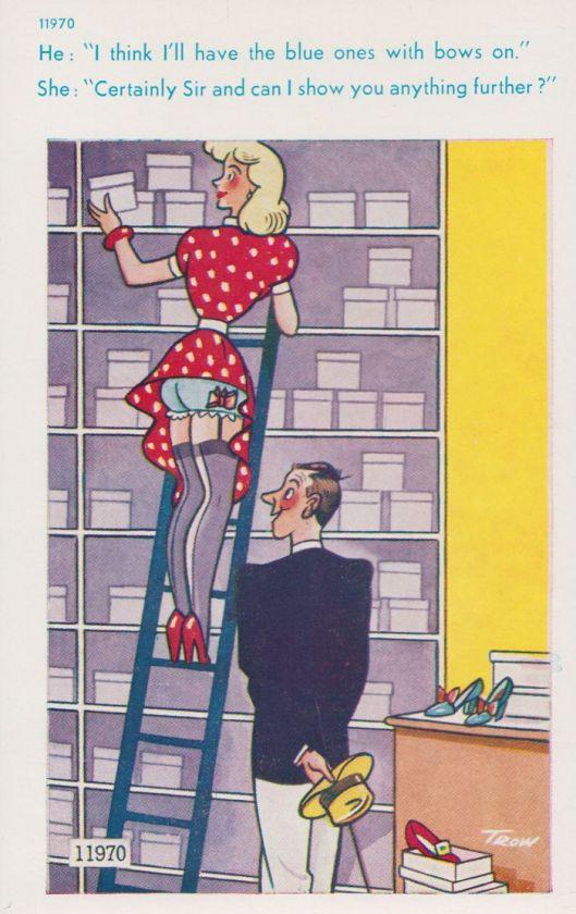 Engelse humorkaart