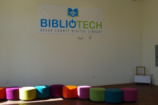 Bibliotech: the library converted into a digital shop library