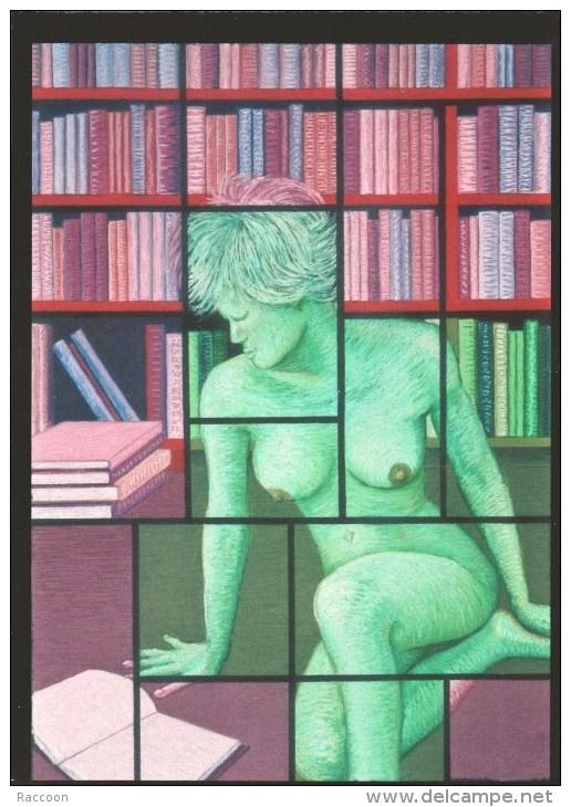 Librarian5 Marie-Jo door P.Bousseton, Australië