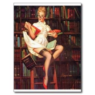 Librarian (Zazzle)