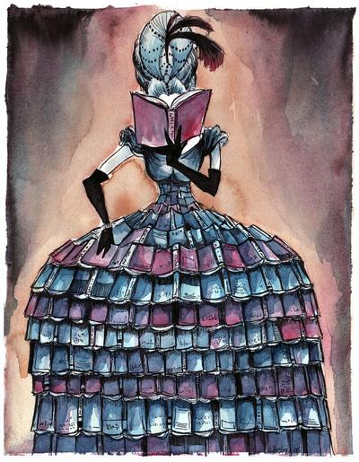 Madame Librarian (Levi Hastings)