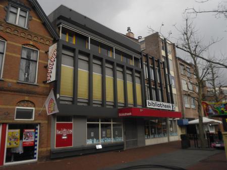 Van 1966 tot 2010 was de openbare bibliotheek Helmond gevestigd op het adres Markt 43