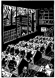 Frans Masereel: lezers