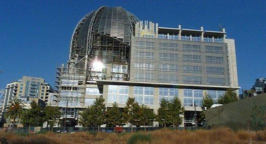 De nieuwe bibliotheek van San Diego in Californië, USA