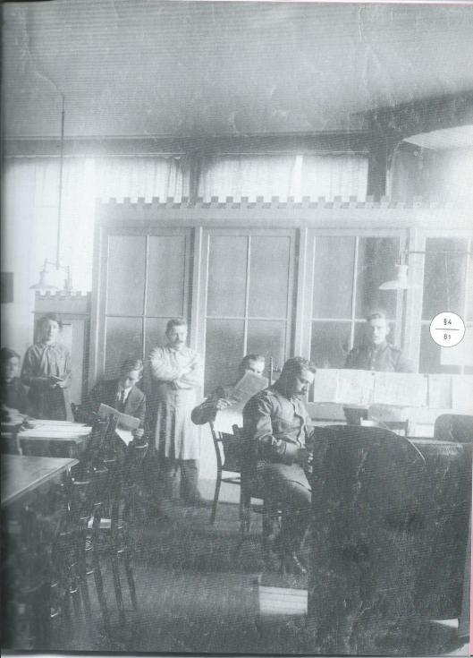 Openbare Bibliotheek Den Helder in 1913