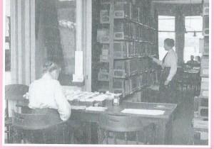 Openbare bibliotheek Amersfoort in 1913