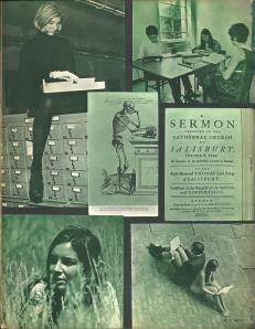 University of Colorado Libraries. Boulder, 1970