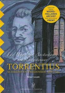 Vooromslag van folder boek Torrentius