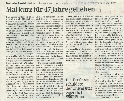 Artikel van Peter Nonnenmacher