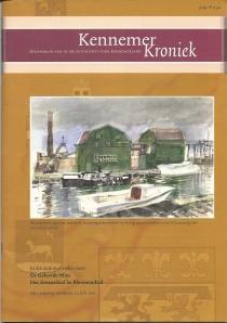 Met ingang van de zesde jaargang in 2002 verscheen de 'Kennemer Kroniek'in een wat gewijzigde vormgeving. Intussen omvatte de archiefdienst naast Haarlem ook Zandvoort, Velsen, Bennebroek, Uitgeest, Haarlemmerliede en Spaarnwoude, Beverwijk, Heemstede, Bloemendaal en Heemskerk.