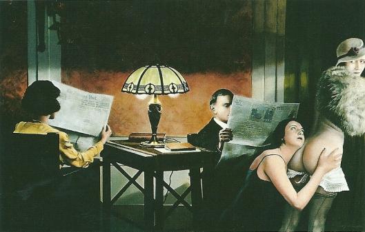 'The Reading Room' New York. Guy Johnson. 1983