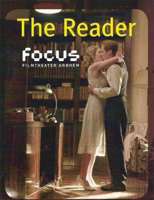 Beeld uit film The Reader (2009) gebaseerd op het boek 'Der Vorleser' van Bernhard Schlink.