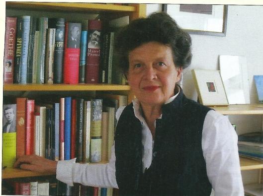 Dr. Boudien de Vries, universitair hoofddocent Sociale Geschiedenis aan de Universiteit van Amsterdam (foto Bea Ros)