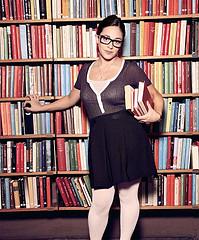 Super furry librarian