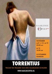 Affiche Torrentius-opera 2014 (Haarlemse Opera)