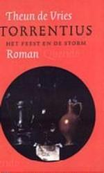 Vooromslag van de roman door Theun de Vries gewijd aan Johannes Torrentius