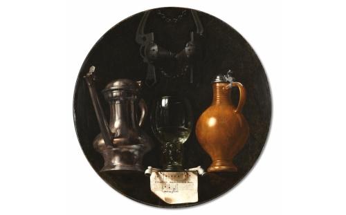 Het enig bewaard gebleven schilderij van Torrentius, een stilleven, werd in 1914 herontdekt in Enscede en is vervolgens aangekocht door het Rijksmuseum Amsterdam.