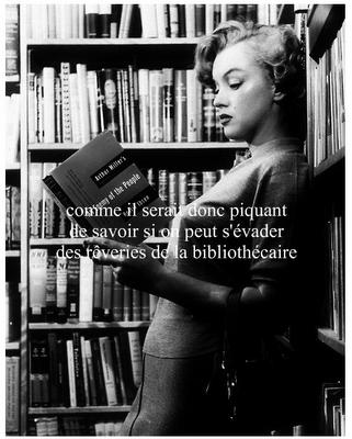 Eva Truffaut: 'Les avontures de la Bibliothécaire'