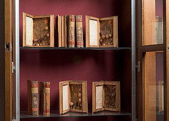 'Boomboeken' in kasteel Groenenveld in Baarn