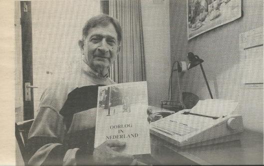 Uit interview met Martin Buschmann: 50 jaar Bevrijding inspireert oud-Heemstedenaar (Weekblad Heemstede, 27-4-1995).