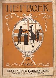 Het boek in 1916. Catalogus Seyffard's boekhandel, Amsterdam (Twincovercollector)