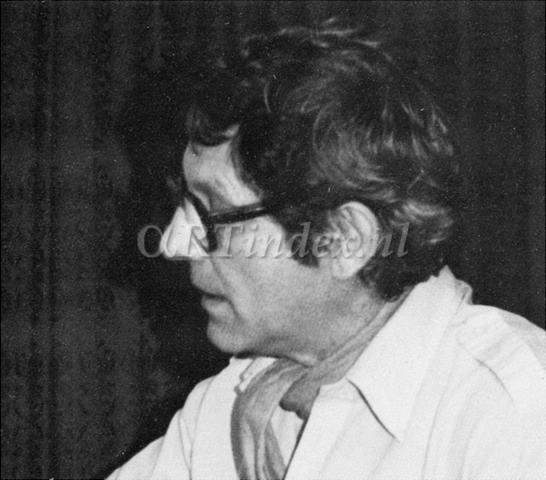 Petrus Jacobus Maria (Piet) Wiegman (1930-2008), was graficus, tekenaar en schilder. Autididact, leerde van zuijn vader Jan Wiegman en docent Piet Kloes (foto Documentatie Beeldende Kunst in Noord-Holland)