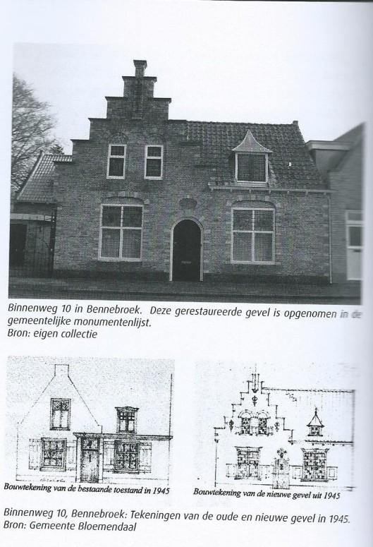 Uit: Arnold Pieterse, Aerdenhout; geschiedenis, mijn vaders sporen, herinneringen, 2011