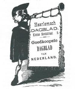 Advertentie uit Haarlemsch Dagblad van 12 september 1883