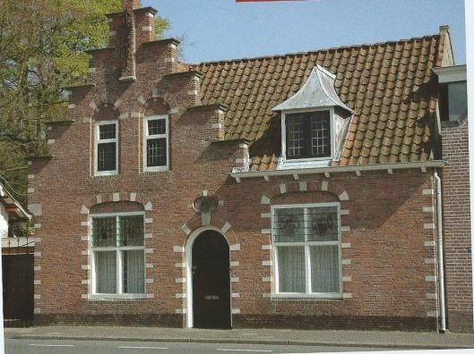 Binnenweg 10, Bennebroek (Uit: Monumenten Bloemendaal)