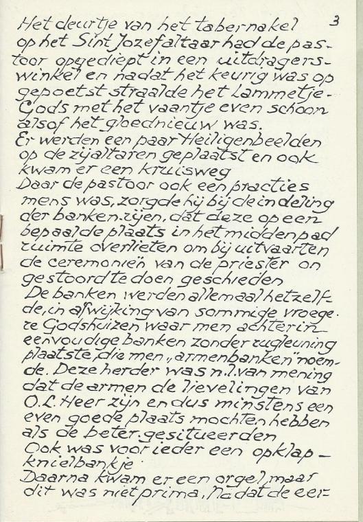 Vervolg historie kerk, pagina 3
