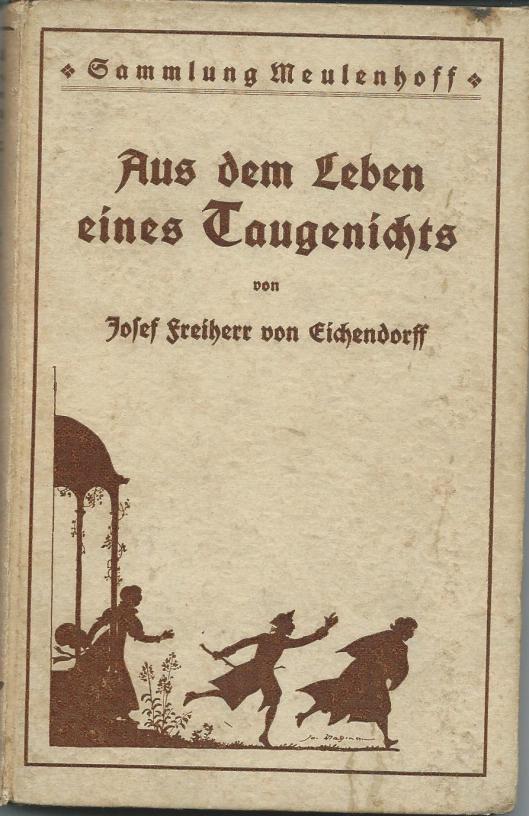 Jan Wiegman; ill. bij 'Aus dem Leben eines Taugenichts'.