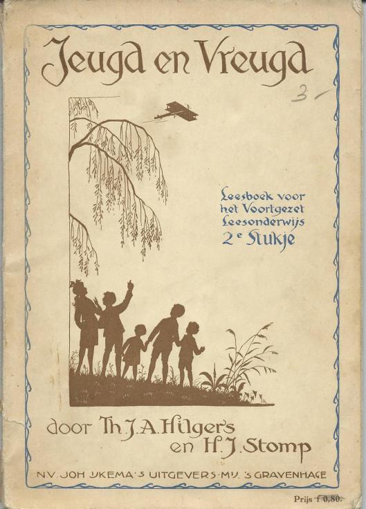 Jan Wiegman, ill. bij 'Jeugd en Vreugd'.