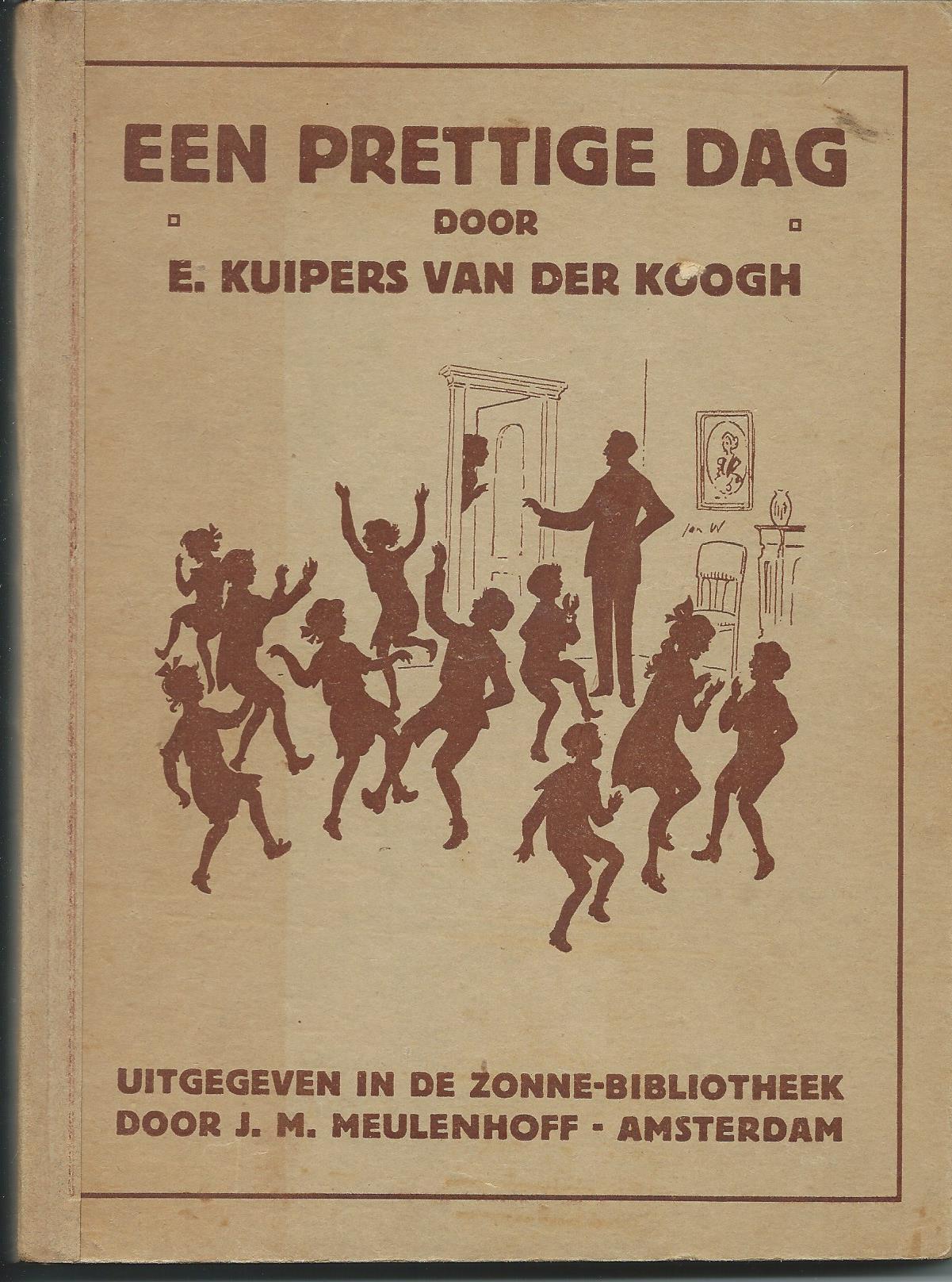 Jan Wiegman, ill. bij 'Een prettige dag' door E.Kuipers van der Koogh.