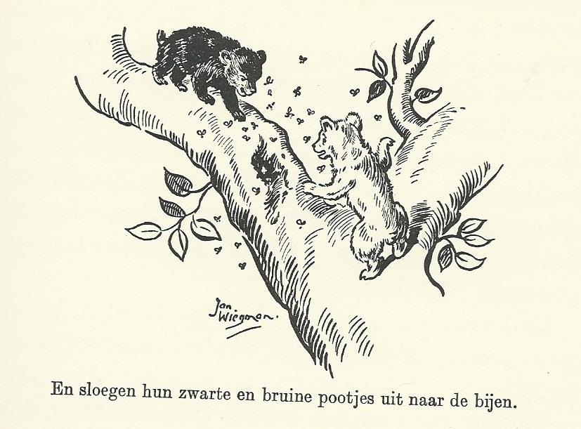 Jan Wiegman: waarom de speelgoedbeer teddybeer heet.
