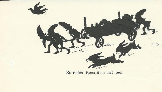 Jan Wiegman: 'Ze reden Koos door het bos'.