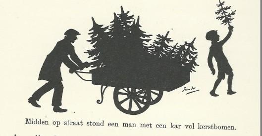 Zwartje Jan Wiegman, uit: de vogel-kerstboom (Het Omnibusboek voor onze kinderen. Eerste rit)