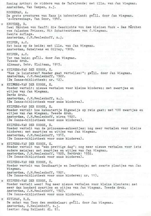 Bibliografie Jan Wiegman (8)