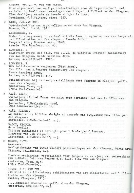 Bibliografie Jan Wiegman (172)