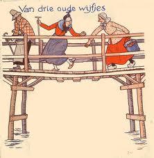 Jan Wiegman: van drie oude wijfjes (Jan Willemsen)
