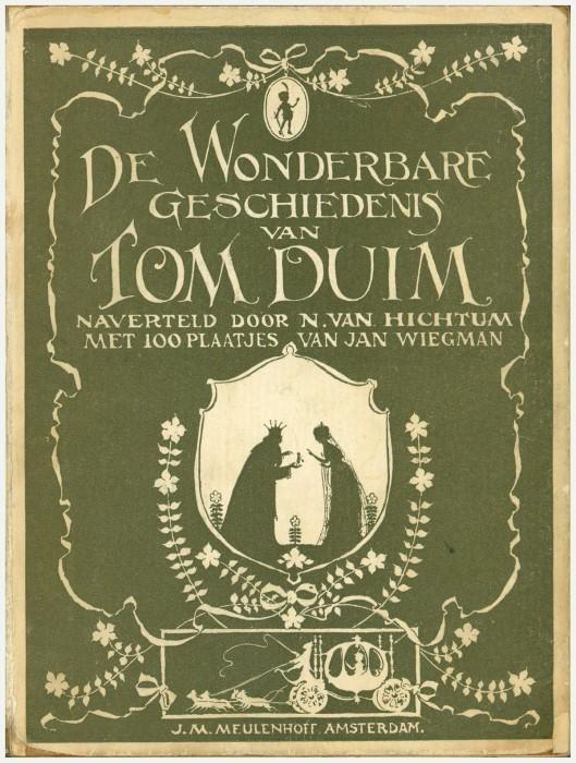Jan Wiegman, ill. bij 'De wonderbare geschiedenis van 'Tom Duim