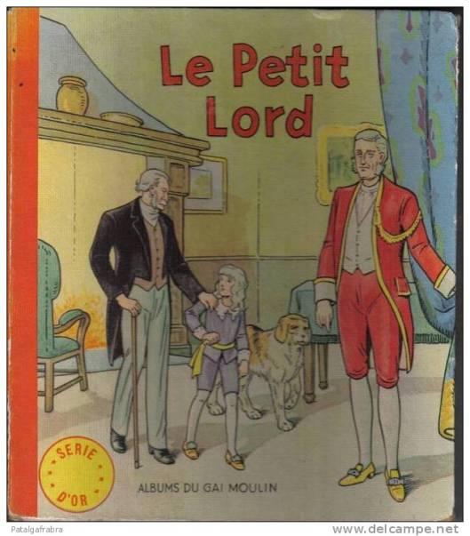 Jan Wiegman, ill. bij 'Le Petit Lord'