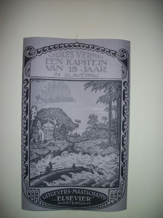 Illustratie Jan Wiegman circa 1920