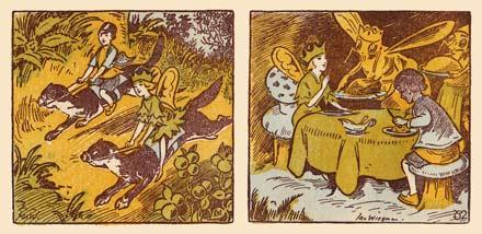 Uit: Aladdin en de tooverfluit; door Jan Wiegman