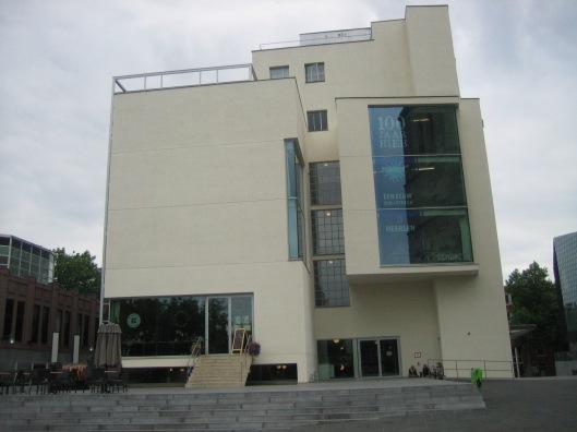 100 jaar bibliotheek Heerlen