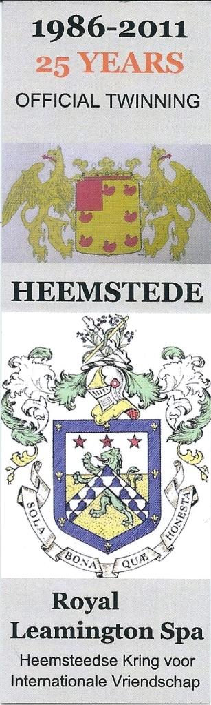 Voor nadere informatie over de Heemsteedse Kring voor Internationale Vriendschap kan men mailen naar de heer Leon Christophe, e-mail adres:  ciachristophe@quicknet.nl