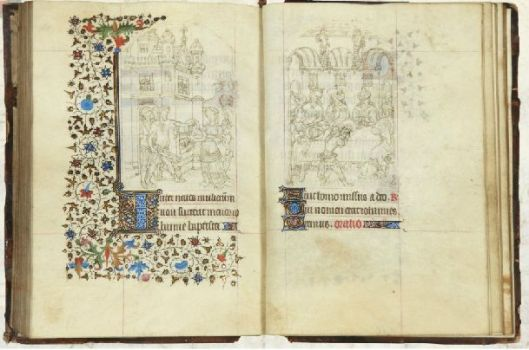 Het zgn. 'Van Limburg' boek
