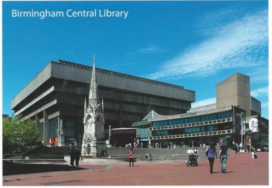 Het in 1974 betrokken bibliotheekgebouw dat als zodanig tot 2013 in gebruik was